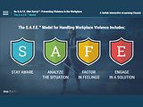 Be S.A.F.E. (Not Sorry)™: Preventing Violence in the Workplace - eLearning Classic