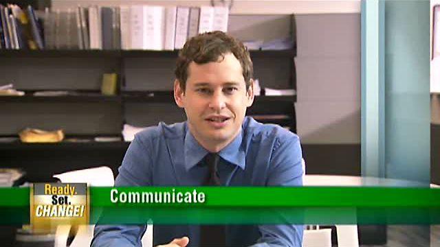Clarify. Communicate. Commit.