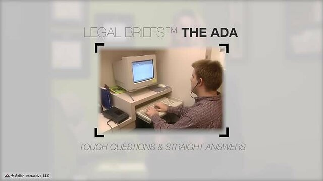 Common ADA Question About Determining Qualifications