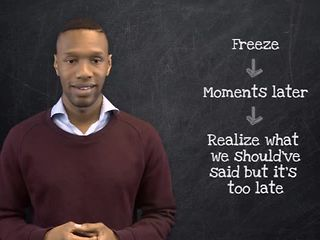 Conflict 101™ - The Freeze Response