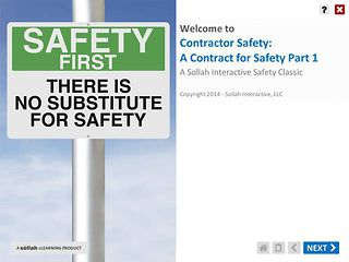 Contractor Safety - A Contract for Safety™ Part 1
