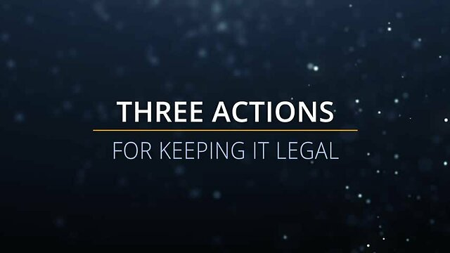 Discipline & Termination: Three Actions for Keeping It Legal