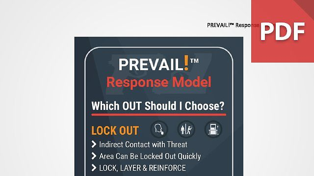 Discussion Card: PREVAIL!® (3-OUT Response Model)