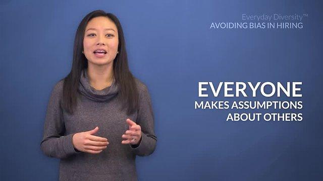 Everyday Diversity™ Avoiding Bias in Hiring