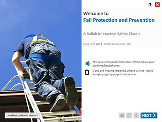 Fall Protection and Prevention™