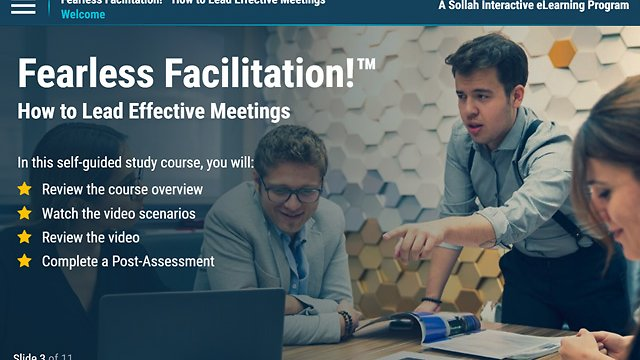 Fearless Facilitation!™ How to Lead Effective Meetings