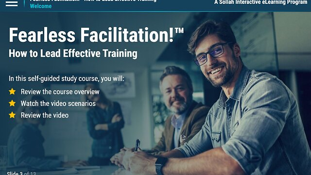 Fearless Facilitation!™ How to Lead Effective Training