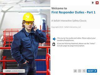 First Responder Duties™ - Part 1