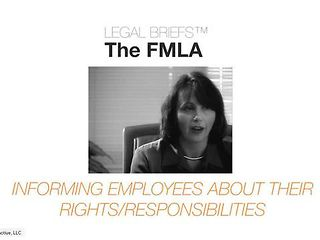 FMLA - Informing Employees of Their Rights & Policies