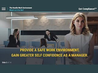 Got Compliance?™ The Hostile Work Environment