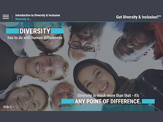 Got Diversity & Inclusion?™ An Introduction to Diversity & Inclusion