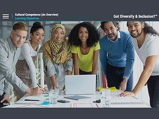 Got Diversity & Inclusion?™ Cultural Competence (An Overview)