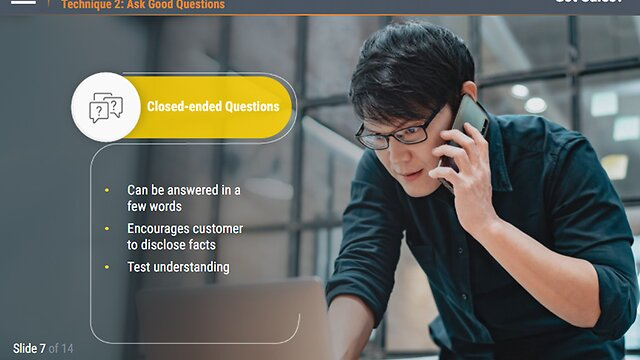 Got Sales?™ Consultative Selling