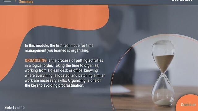 Got Sales?™ Time Management