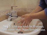 Hand Washing 101
