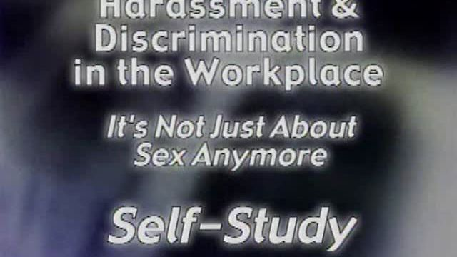 It's Not Just About Sex Anymore Self Study Program