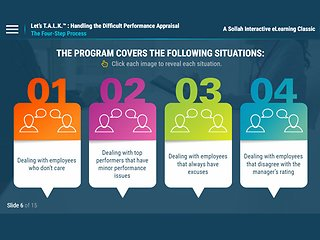 Let's T.A.L.K.™:  Handling the Difficult Performance Appraisal