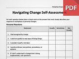 Navigating Change Self-Assessment