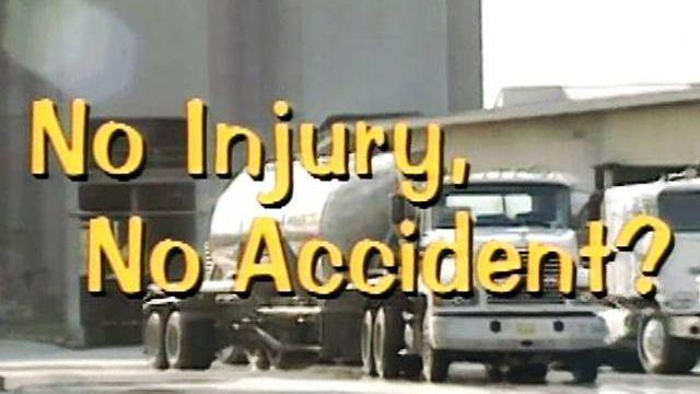 No Injury, No Accident?™