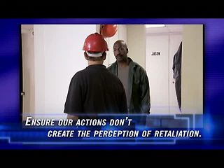 Preventing Retaliation - It's Up to Us!