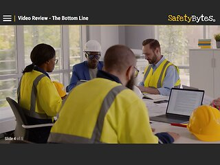 SafetyBytes® - Ammonia Safety Management Teams