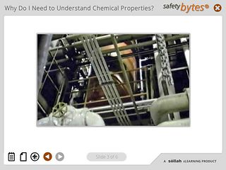 SafetyBytes® - Chemical Properties of Ammonia