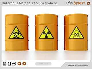 SafetyBytes® DOT HAZMAT Warning System