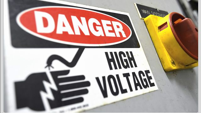 SafetyBytes® Electrical Safety: Accidental Contact With High Voltage