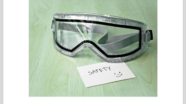 SafetyBytes® - Eye Safety (Wearing PPE)