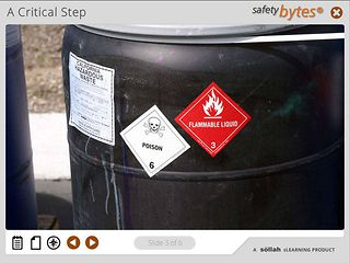 SafetyBytes® - Hazardous Waste Container Labeling