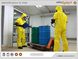SafetyBytes® - Hazardous Waste Packaging