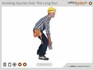 SafetyBytes® - Lifting and Back Safety