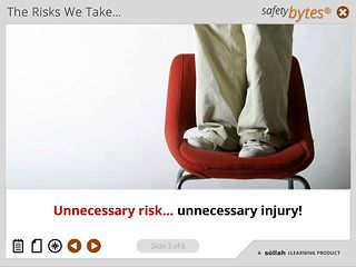 SafetyBytes® - Office Safety (Unauthorized Maintenance)