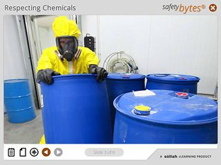 SafetyBytes® - Responding to a Drum Leak