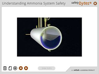 SafetyBytes® - The Gas-Liquid Ammonia Process