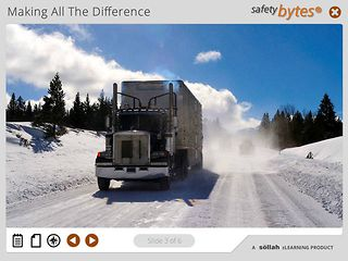SafetyBytes® - Truck Tire Chaining - Types of Tire Chains