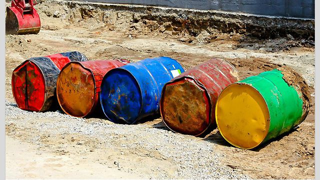 SafetyBytes® Types of Hazardous Waste Accumulation Areas