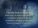 Sexual Harassment in the Workplace (Employees) - Program Introduction