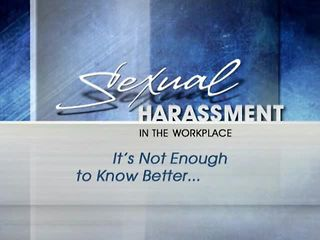 Sexual Harassment in the Workplace: It's Not Enough to Know Better Program Summary (Managers)