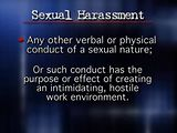 Sexual Harassment Prevention (Self-Study Program)