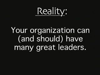 SMART-START™ Leadership: The Myth & The Reality