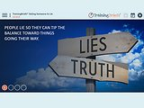 TrainingBriefs® Asking Someone to Lie