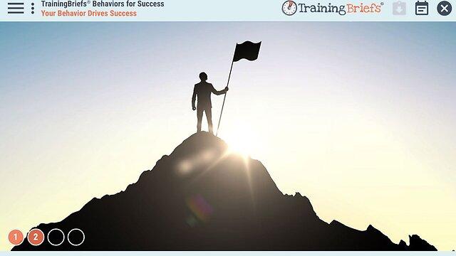 TrainingBriefs™ Behaviors for Success