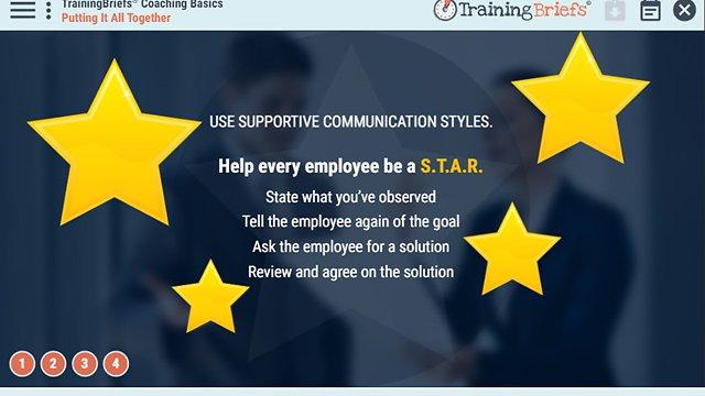 TrainingBriefs® Coaching Basics
