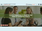 TrainingBriefs® Combine Your Strengths