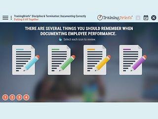 TrainingBriefs® Documenting Correctly