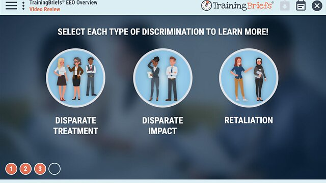 TrainingBriefs™ EEO Overview