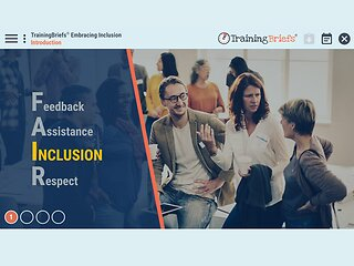 TrainingBriefs™ Embracing Inclusion