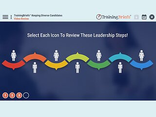 TrainingBriefs™ Keeping Diverse Candidates