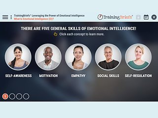 TrainingBriefs™ Leveraging the Power of Emotional Intelligence